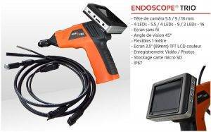 location endoscope