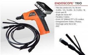prix endoscope souple industriel