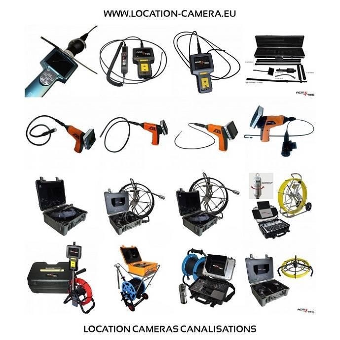 Vous cherchez un vidéo endoscope d'inspection – AGM TEC