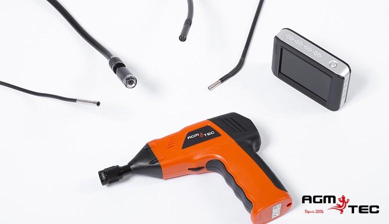 vidéo endoscope industriel