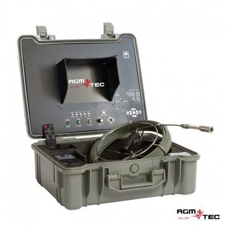 Location de caméra de canalisation petits diamètres : Tubicam® R 14 mm