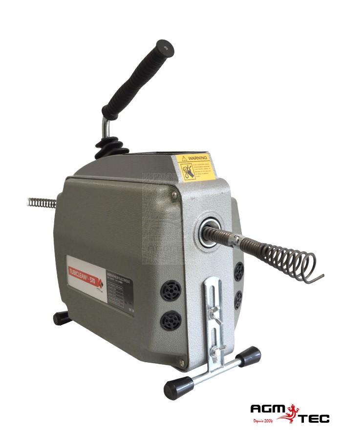 Tubiclean® 570 – Déboucheur de canalisations électrique