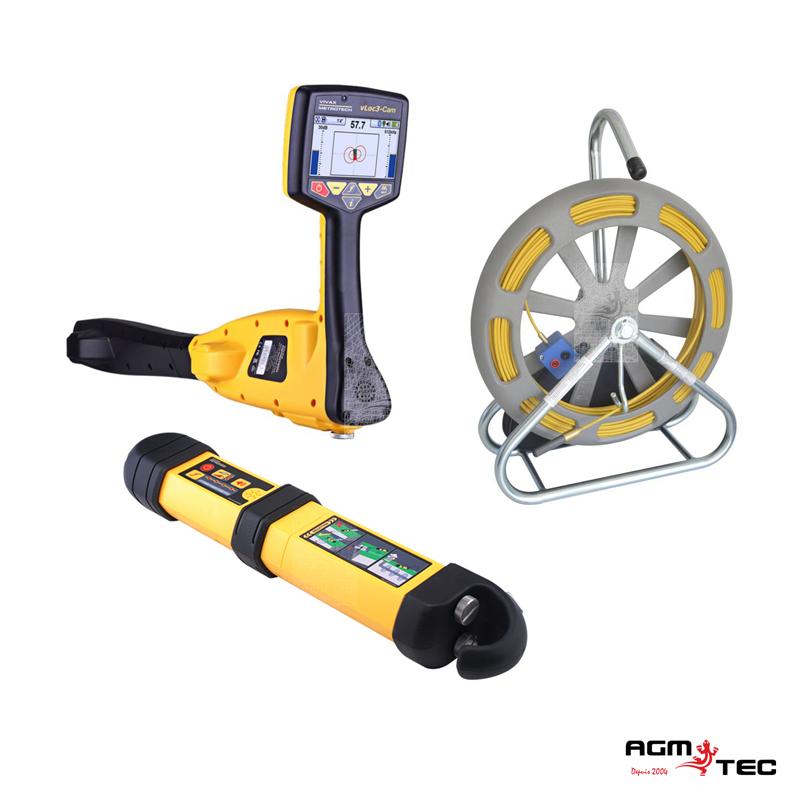 Acheter ou louer une aiguille détectable avec un localisateur Vloc3 cam et un émetteur TX5