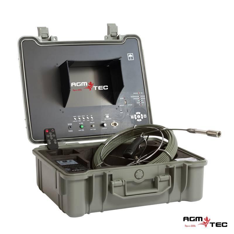 Nous sommes les spécialistes  de caméras d'inspection et endoscopes industriels.